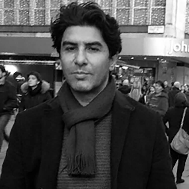 Hamid Mashayekhi